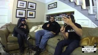 Talkin Shit #296 and #297 W Brian Redban