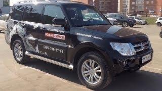 2013 Mitsubishi Pajero обзор на русском языке(Всем привет и добро пожаловать! Сегодня я рад представить Вашему вниманию обзор автомобиля Mitsubishi Pajero 2013..., 2014-04-22T05:12:00.000Z)