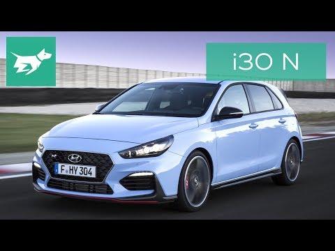 Hyundai i30 N 2018 review track drive