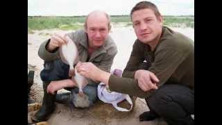 г.Северодвинск рыбалка на острове Ягренский рог 2013.