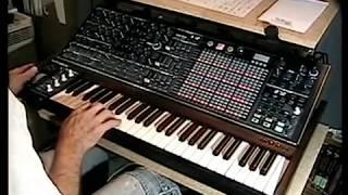 Matrixbrute: Tangerine Dream & Chris Franke