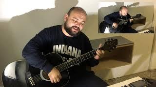 Потерянный РАЙ  АРИЯ (кавер-гитара) видео