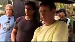 John Rambo (Rambo 4) - Behind the scene