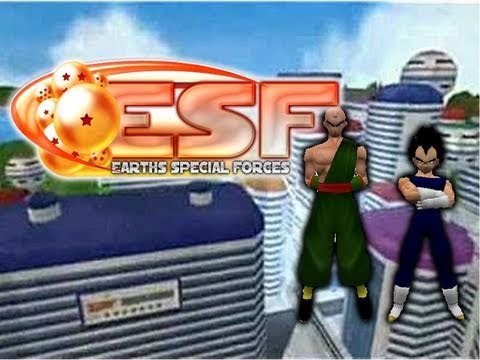 Earth's Special Forces - An Awesome DBZ-Themed Half Life Mod