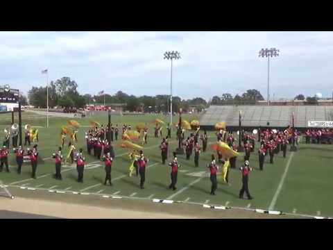 South Pontotoc High School Marching Band