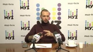 Видеочат со звездой на МУЗ-ТВ: Макс Барских