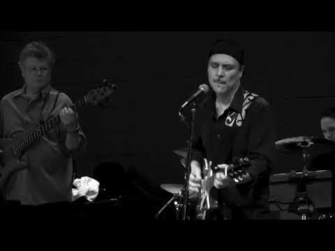 Commodity Cheese Blues groove live at Menominee High School theater 4-19-2018