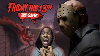 [700K GRIND] SCREAMING LIKE A TEENAGER...AGAIN! || Friday the 13th The Game