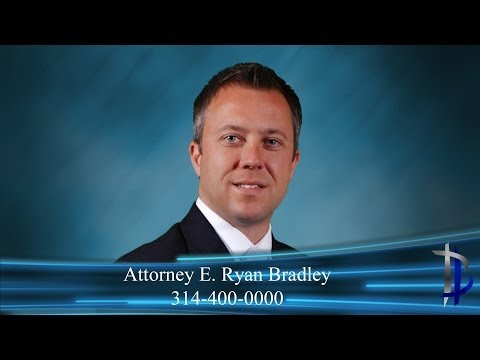 Missouri Pedestrian Accidents | Attorney E. Ryan Bradley | 314-400-0000