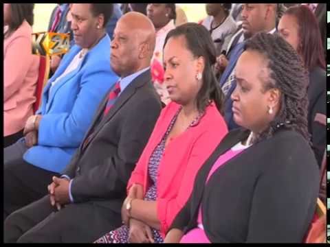 President Kenyatta takes a firm stand on service delivery