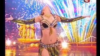 Катерина Патока (танец живота)
