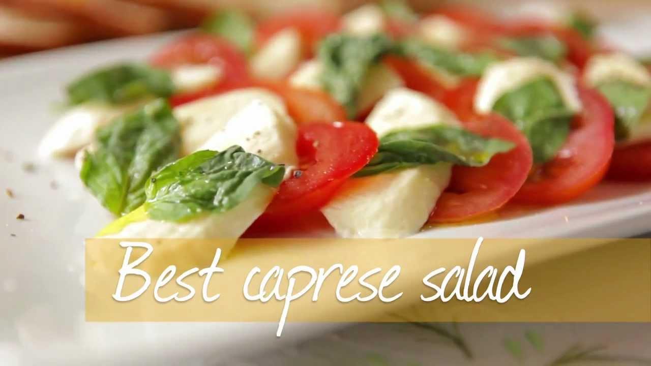 Caprese Salad Recipe Nz