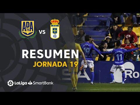 Resumen De AD Alcorcón Vs Real Oviedo (1-3)