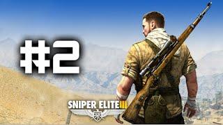 Sniper Elite 3 - Misión 2 - Español (1080p)