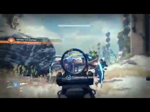 Destiny - Urzok, The Hated - Skywatch Public Event (Urn Of Sacrifice Quest)