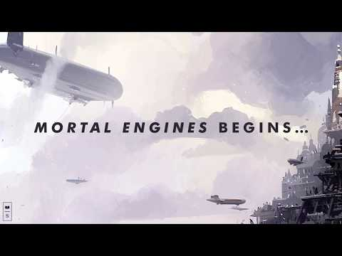 Mortal Engines readings   Mortal Engines begins...   Philip Reeve