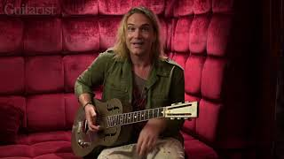 Philip Sayce Blues Turnarounds Lesson