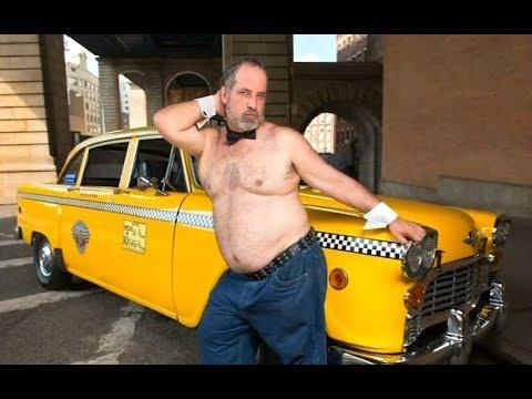 Kristin Lessard & Steve Kelly  - NYC Taxi Drivers' 2019 Calendar!