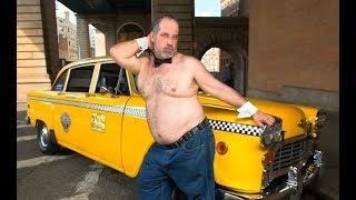 New York City cab drivers posing for 2018 calendar