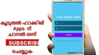 Forex Trading App Online Script Task Bypass Script minum redem 5Rs with proof