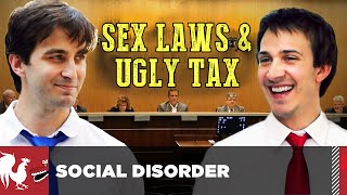 Social Disorder - City Council Proposals: Sex Laws & Ugly Tax | Rooster Teeth