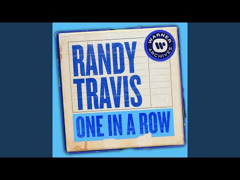 Rich Lauber - Randy Travis Releases New Song Called One In A Row