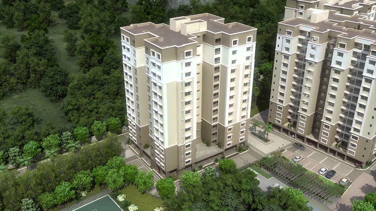 Sobha merrita luxury apartments in chennai from sobha for Apartment plans chennai