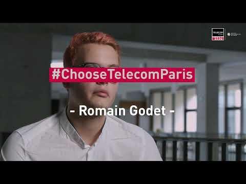 [Admissibles #ChooseTelecomParis] Témoignage et conseils de Romain Godet