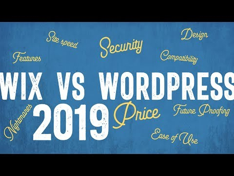 Wix vs WordPress: Which platform is best in 2019?