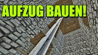 AUFZUG BAUEN! - ARK Survival Evolved #12 [DE|PC]