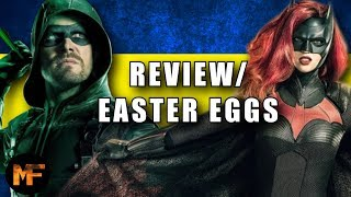 Elseworld Crossover/Movie Review (Arrow, Flash & Supergirl): +Breakdown/Easter Eggs
