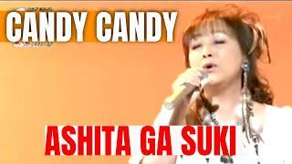 Mitsuko Horie Ashita Ga Suki (live)