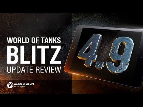 World of Tanks Blitz. Update 4.9 Review