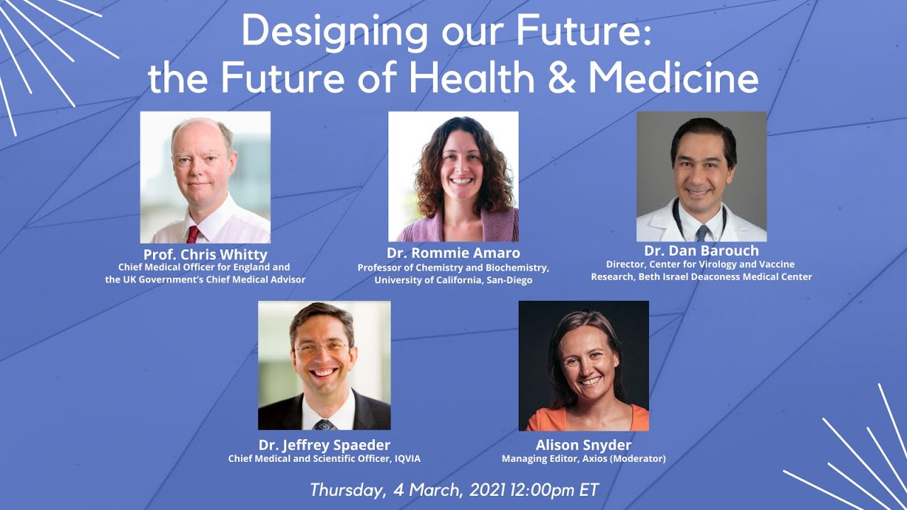 Designing our Future : Future of Health & Medicine