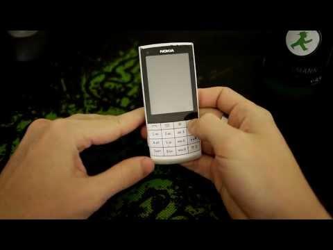 Revision del celular Nokia X3-02