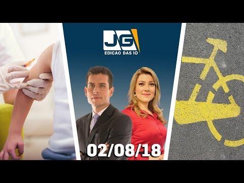 Jornal da Gazeta - Edição das 10 - 02/08/2018