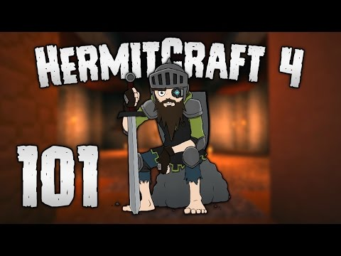HermitCraft 4 - #101 Home for a Gladiator [Minecraft 1.11]