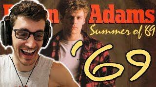 "Hip-Hop Head's FIRST TIME Hearing BRYAN ADAMS: ""Summer of '69"""