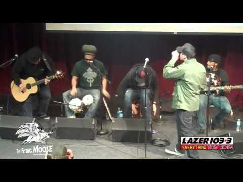 P.O.D. - Alive (Live in the LAZER Listener Lounge)