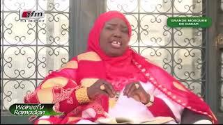 REPLAY - WAREEFU RAMADAN avec Sokhna Fatou Bintou Diop - 24 Mai 2019