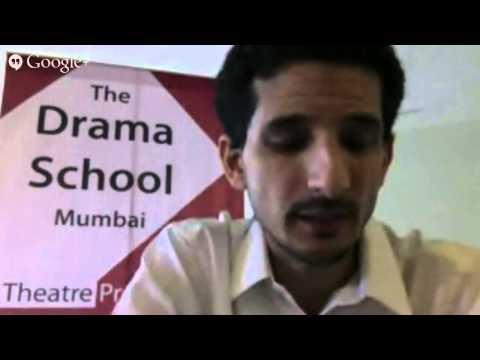 Drama School Mumbai, Online Information Session