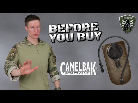 Camelbak Mil Spec Crux Before You Buy