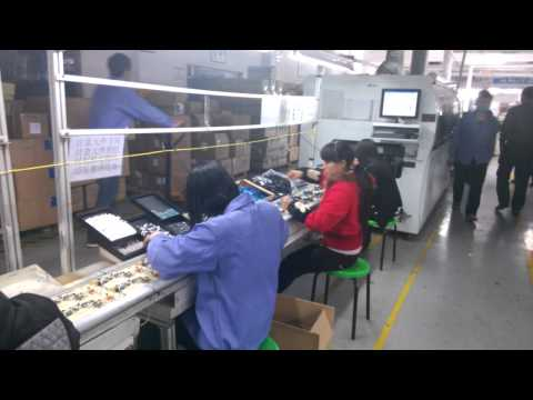 Automatic wave soldering machine in Chinese factory ,lead-free wave soldering machine