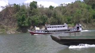 Beautiful Bangladesh Rangamati Lake Boat Cruise Chittagong Hill Tracts