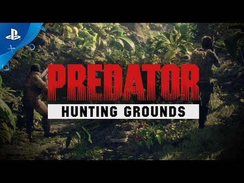 Predator has been turned into a competitive multiplayer game