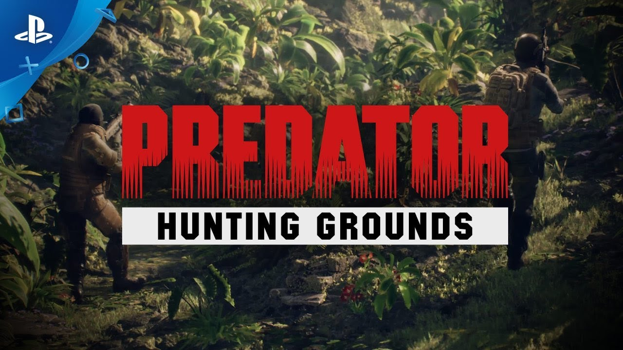 Predator: Hunting Grounds - Reveal Trailer | PS4