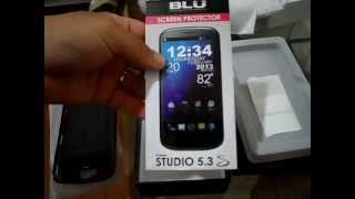 (4.83 MB) Celular Blu Studio 5.3s D590 - Android 4.1 - 4GB Mp3