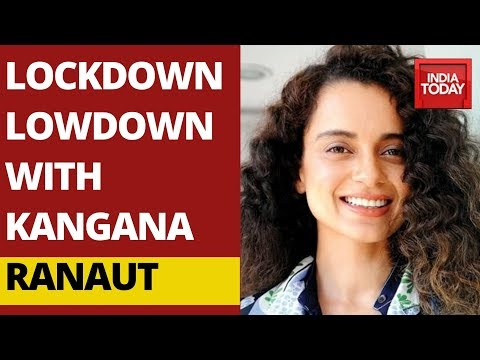 Covid19 Lockdown: Kangana Supports #StayHome Campaign | Watch Exclusive
