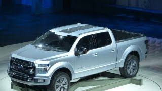 Ford Atlas Concept 2013 Videos