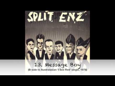 Top Twenty Split Enz Songs